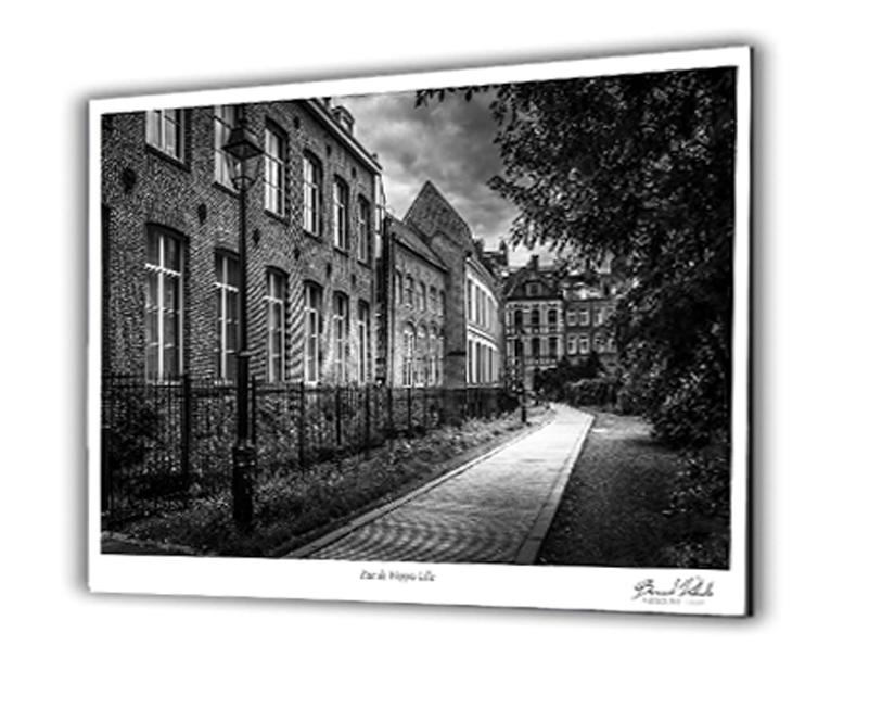 Tirage d'art sur tableau alu - © Photo Bernad Delhalle