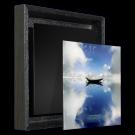 Caisse américaine magnétique, tableau photo magnétique pour exposition photo