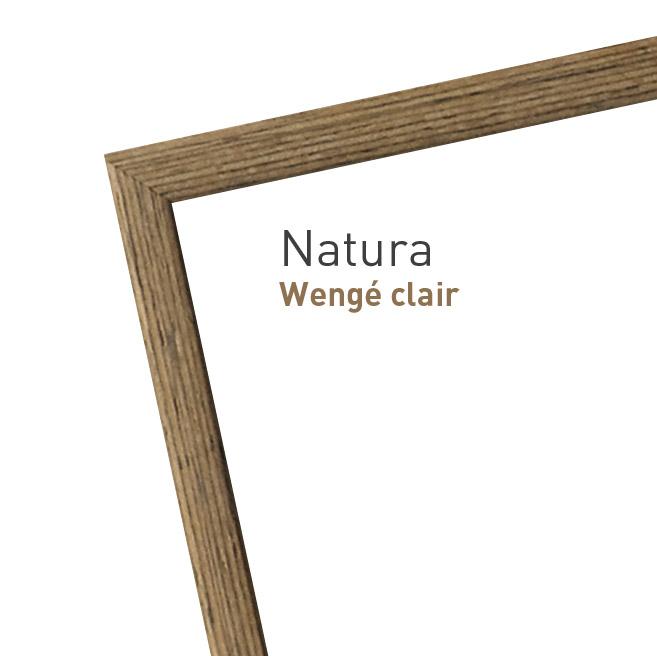 encadrement baguette natura bois et alu cadre sur mesure qualit artdeqo. Black Bedroom Furniture Sets. Home Design Ideas