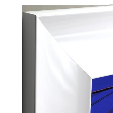 Exemple de tirage encadré avec des baguettes Ellipse