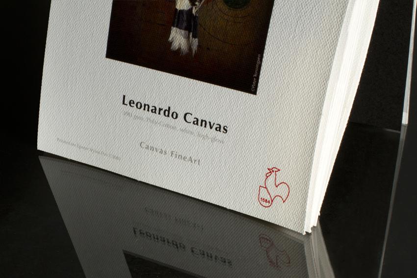 Hahnemühle Leonardo Canvas 390g