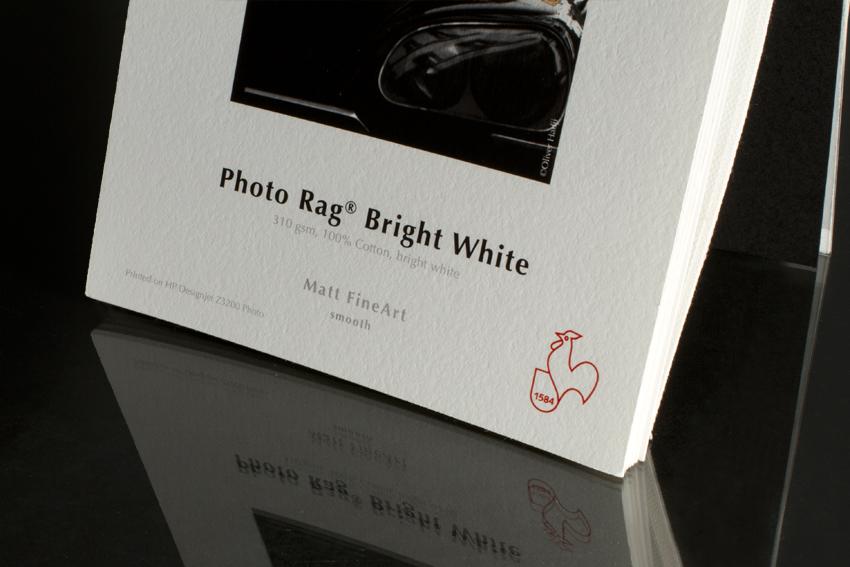 Hahnemühle Photo Rag Bright White 310g